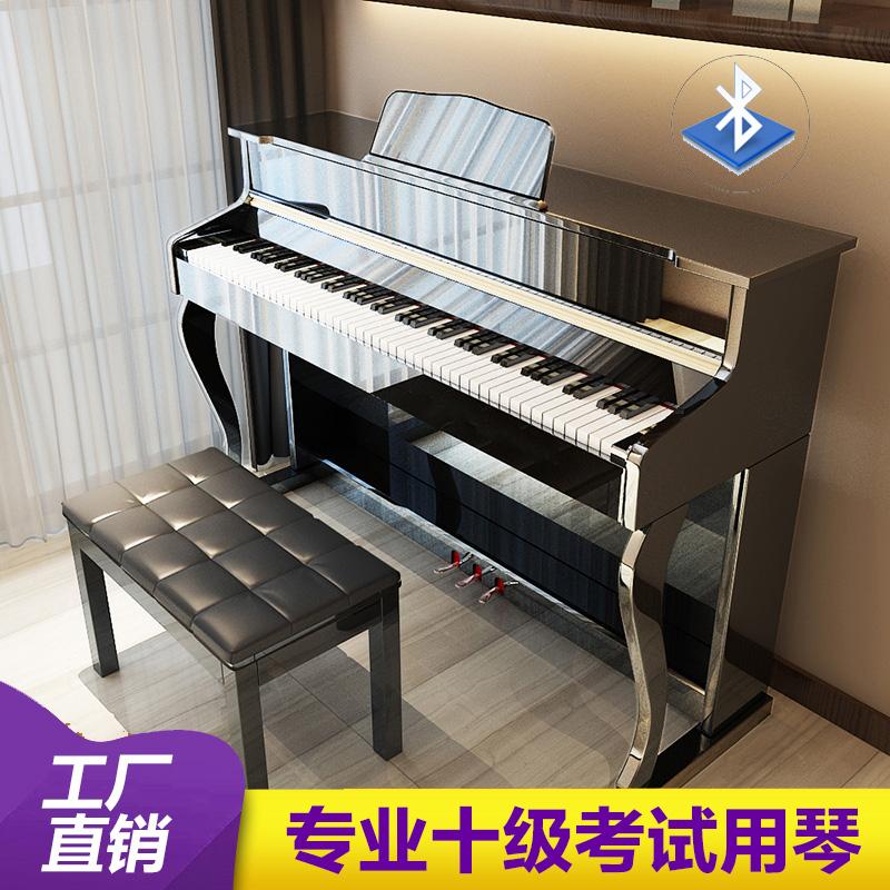 舒曼佳88键电子钢琴全重锤