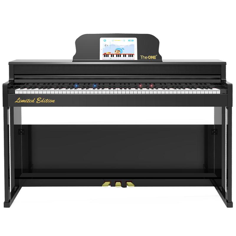 【3期免息】TheONE智能钢琴TOP2s  郎朗同款88键重锤烤漆电钢琴