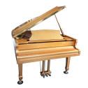 米莱迪家用88键重锤三角钢琴