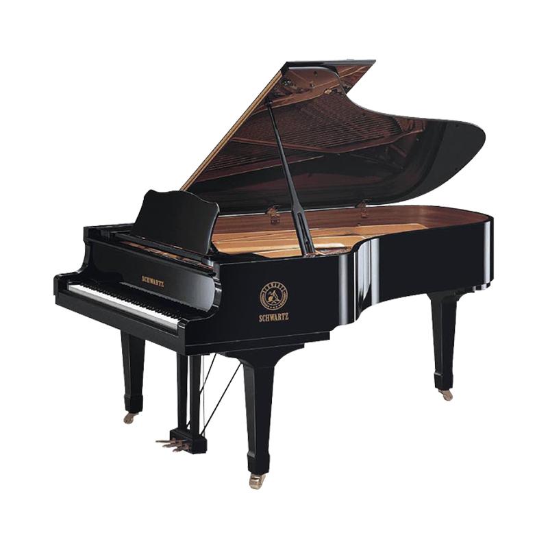 德国进口全新专业演奏三角钢琴