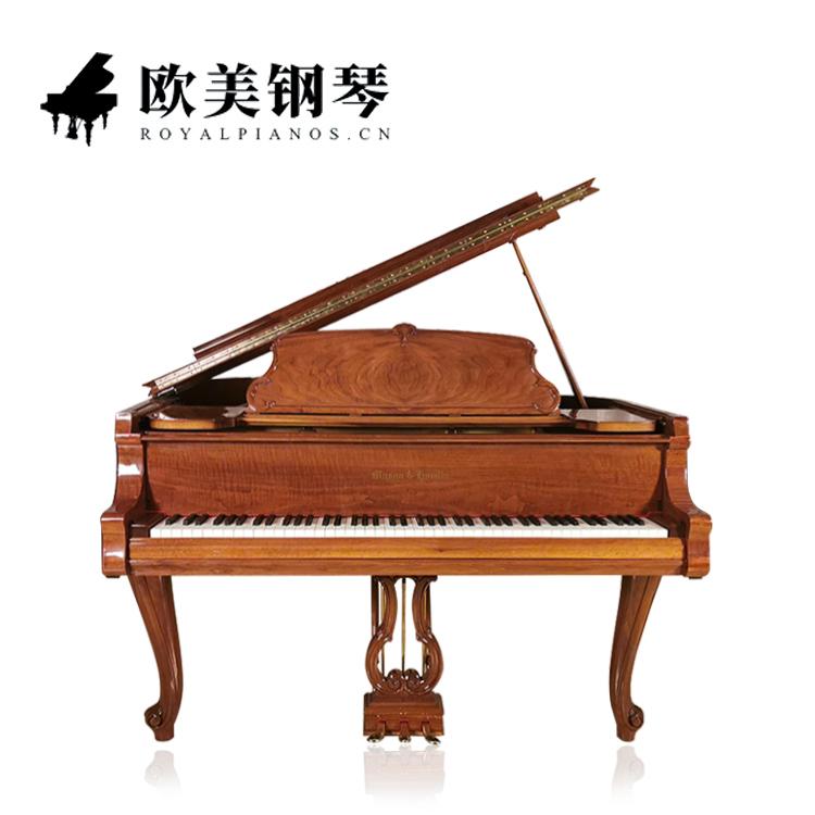 原装进口梅森翰姆林钢琴Mason Hamlin媲美专业级演奏二手三角钢琴