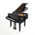 贝宁X-150儿童初学者入门三角钢琴