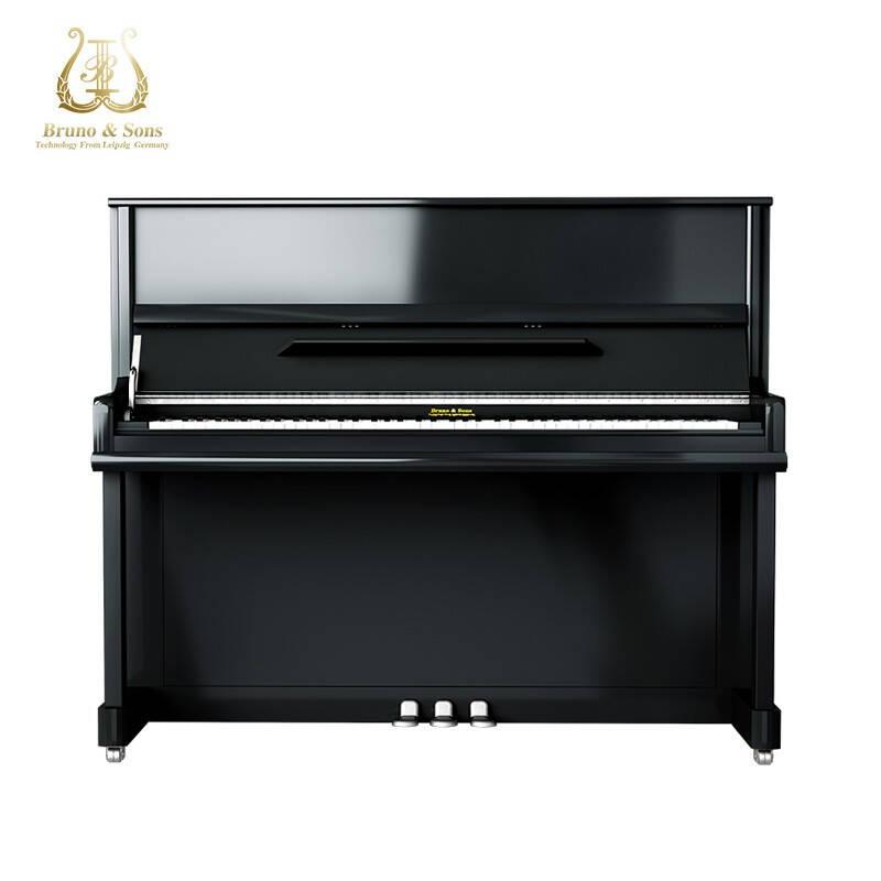 布鲁诺Bruno德国品质立式钢琴up118