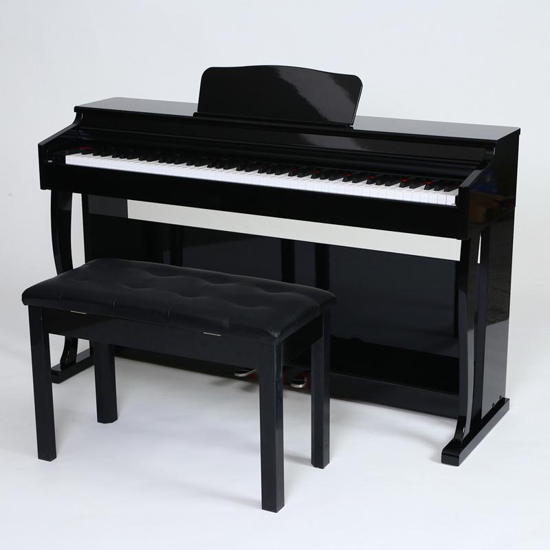 成人儿童专业家用88键电钢琴